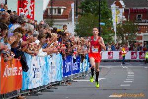 Tilburg ten Miles finish